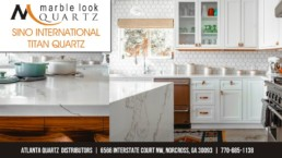 Atlanta-Commercial-Quartz-Distributors-Marble-look-SINO-International-Titan-Quartz-norcross-ga