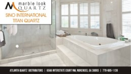 Atlanta-Quartz-Distributors-Marble-look-SINO-International-Titan-Quartz-showroom