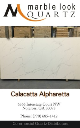 atlanta-quartz-distributors-calacatta-ALPHARETTA-ga